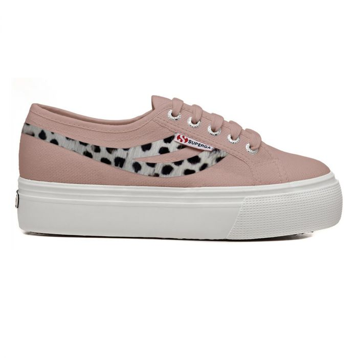 Pink Smoke Dalmatian